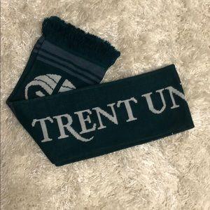 Trent university scarf